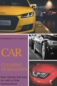 Car – How to Clean Your Headlights