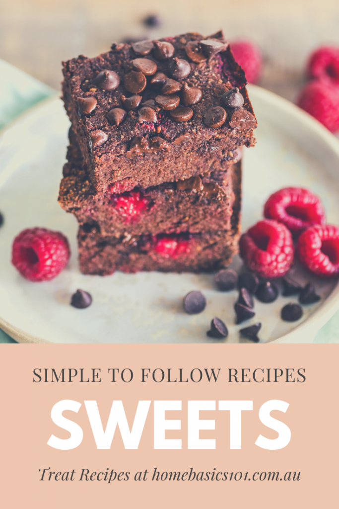 The best quick and easy sweet treat recipes