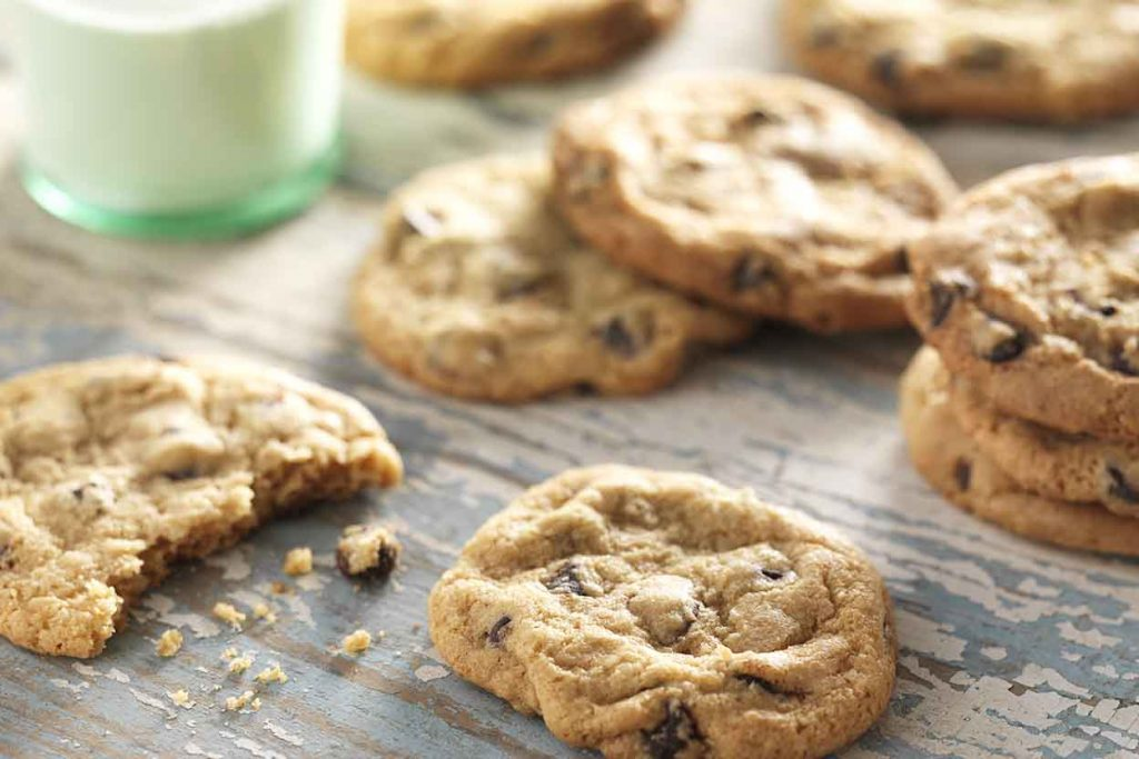 Choc Chip Cookie Recipe