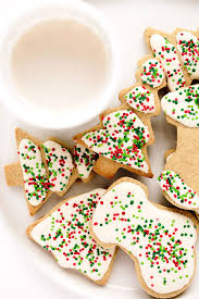 Shortbread Sugar Cookies Recipe