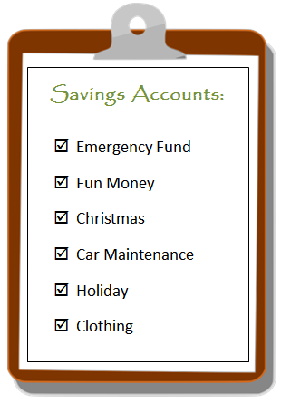 Struggle with Finances - checklist can help