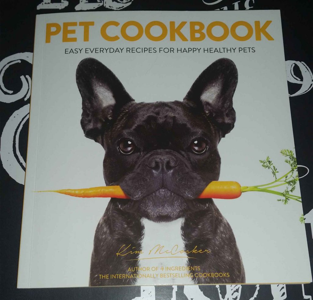 Pet Cookbook for all your pet needs