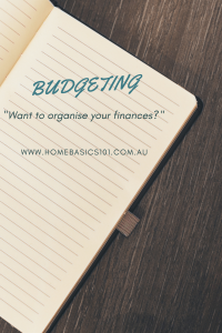Getting your Finances Organised for 2018