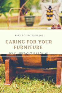 Caring for Outdoor Furniture
