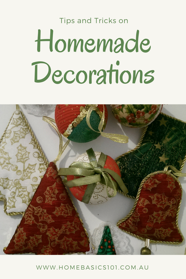 Simple and easy to Make Beautiful decorations for the holiday season