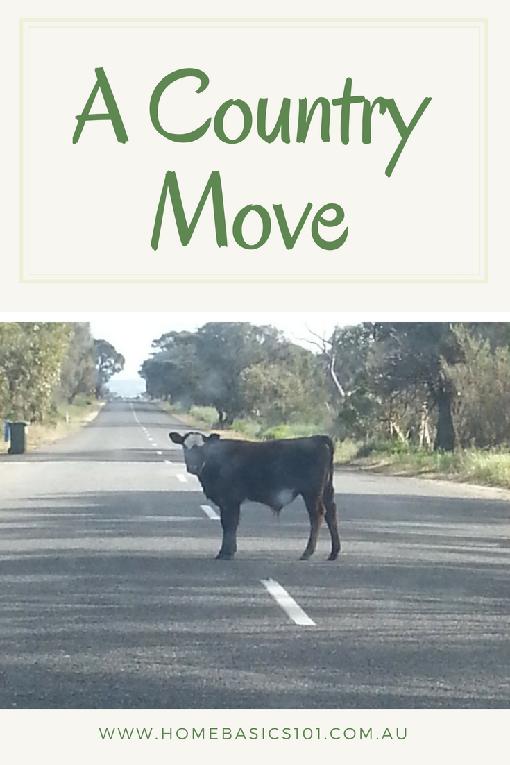 Moving to the Country - Our Journey to move from the City to the Country