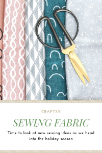Perfect for looking for that new piece of fabric for those sewing ideas. Check out Craftsy for all you sewing fabric needs.
