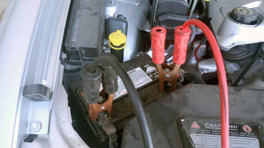 How to Jump Start Your Car - quick to help you these holiday periods
