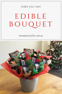 DIY Edible Bouquet