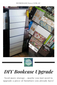 DIY – Bookcase Upgrade