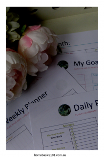 Beautiful Templates to get your Organised