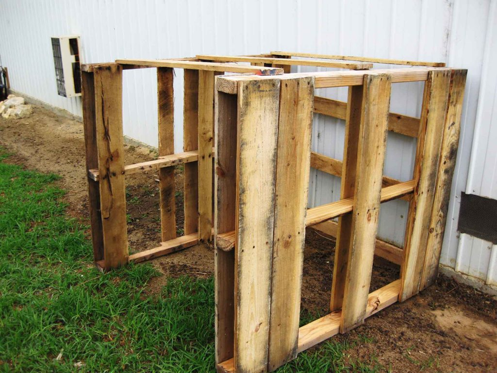 DIY Pet Shelter - Shell