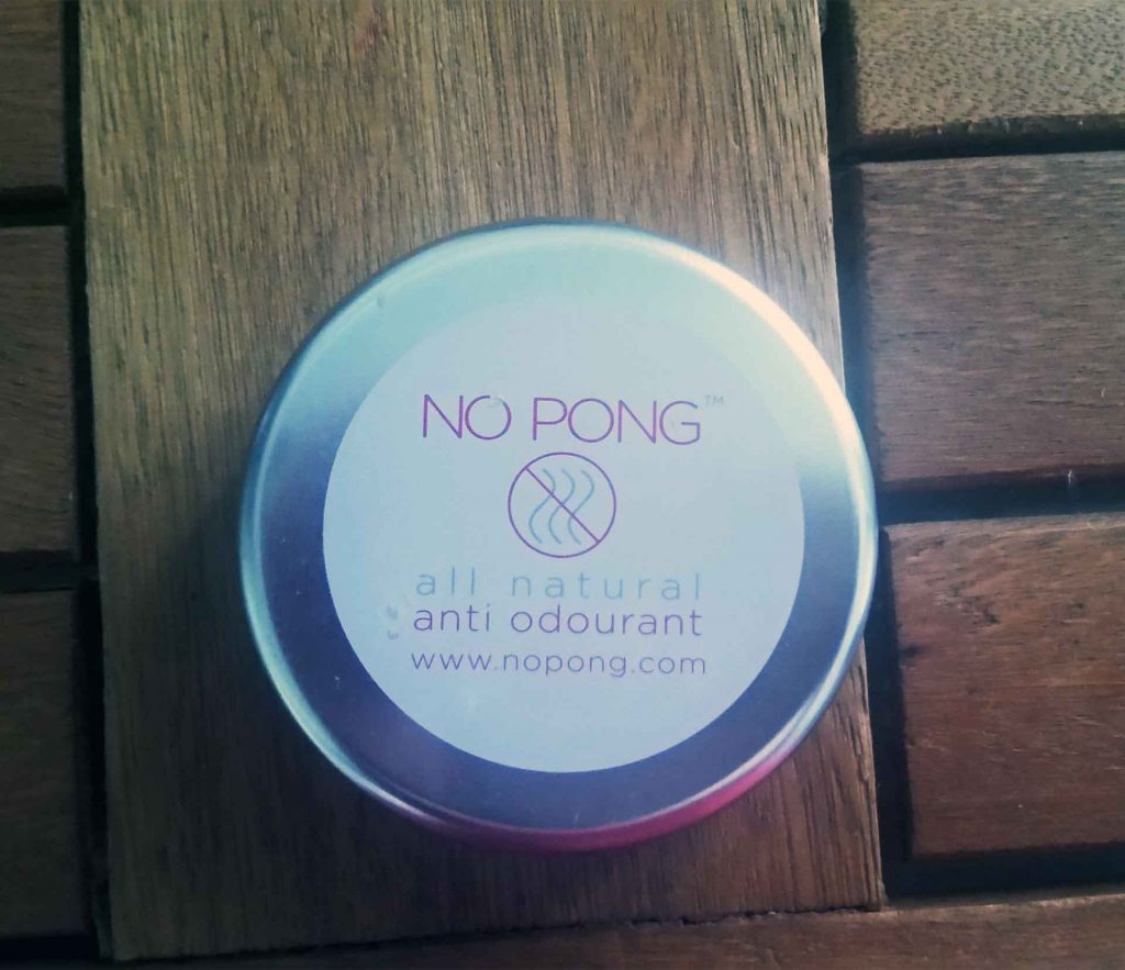 Pong Deodorant - Natural Products