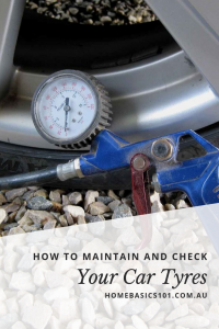 How to Check and Maintain your Vehicle's Tyres