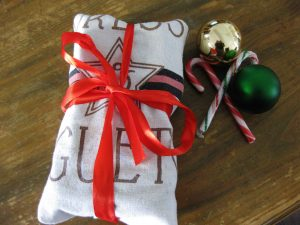 Cloth Bag as wrapping paper