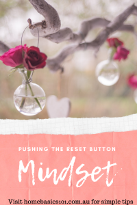 Fundamentals – Pushing the Reset Button
