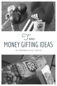 Top 10 Ideas for Gifting Money or Gift Cards