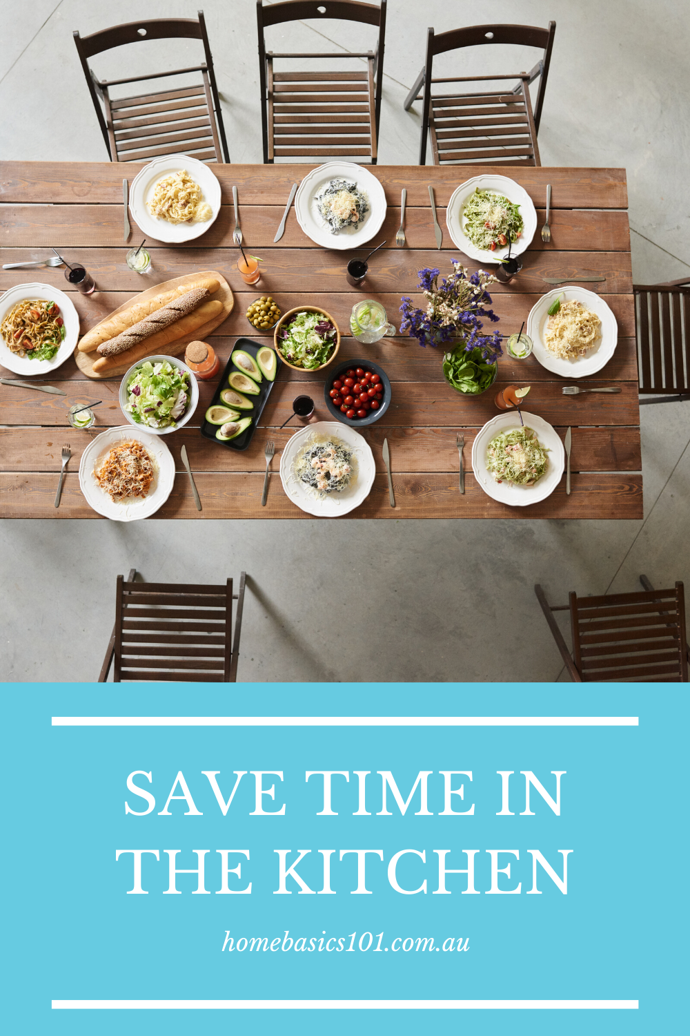 Make Dinner time Simple and quick with these tips