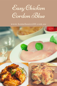 Chicken Cordon Blue Recipe