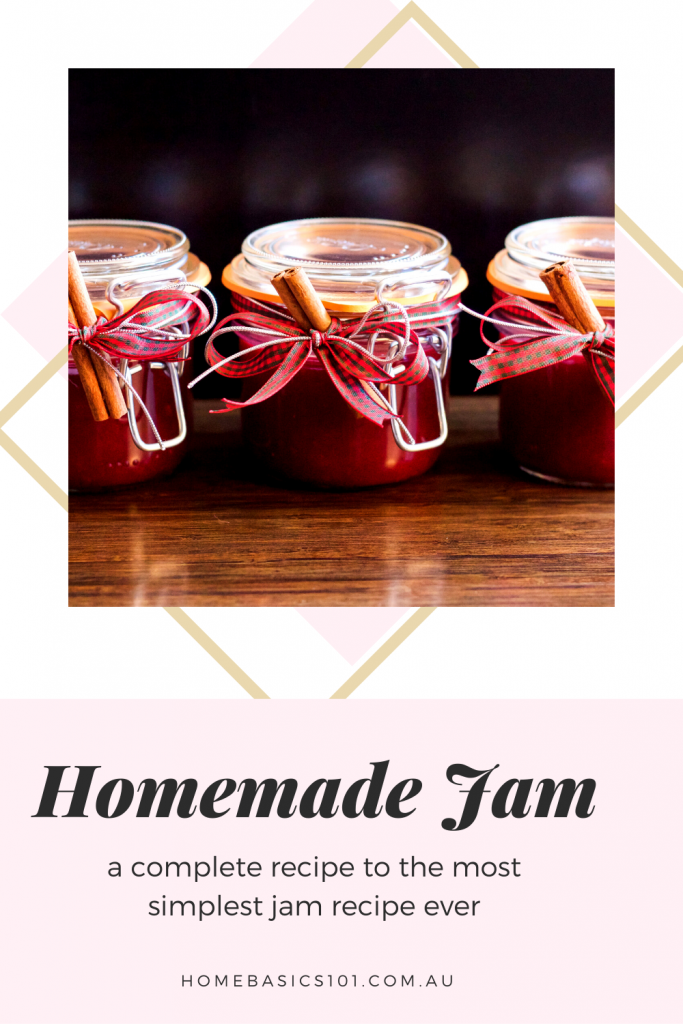 Minimise your food wastage with these great homemade jam recipe
